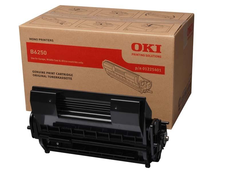 Oki B6250 Toner 6k (Eredeti)