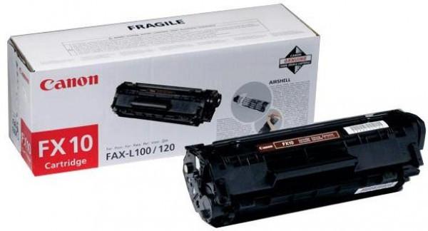 Canon FX10/L100/L120 Toner - festékkazetta 2K fekete (Black), eredeti
