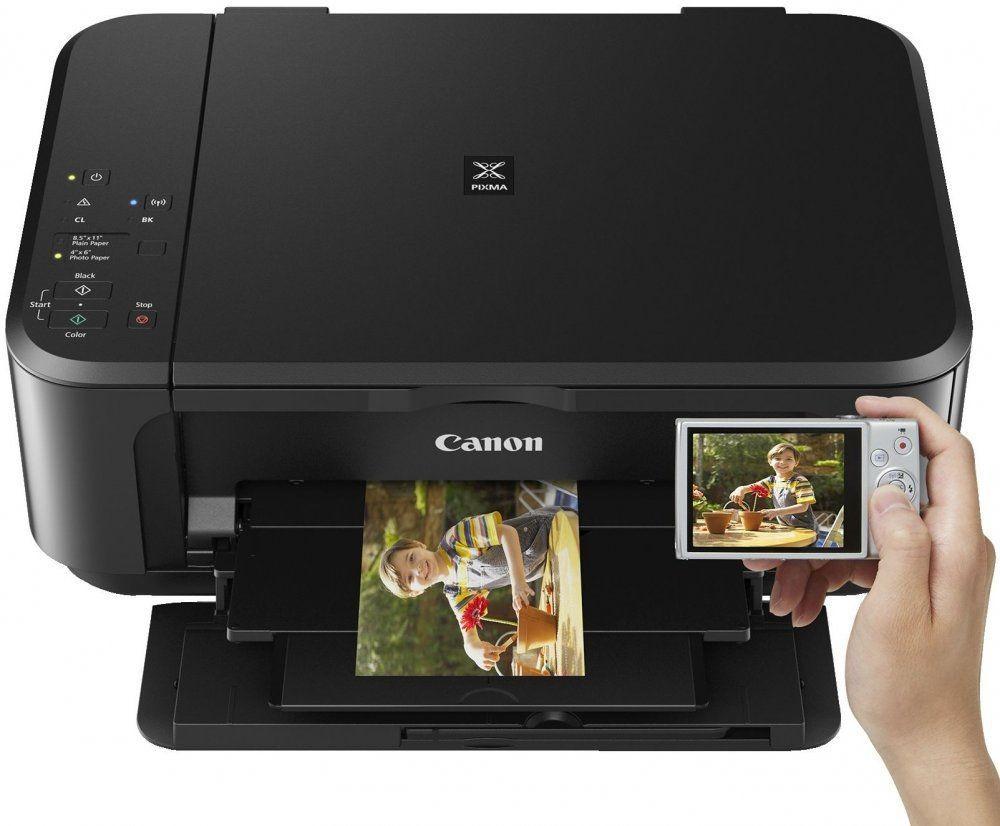 CANON PIXMA MG3650S A4, színes, tintasugaras multifunkciós  nyomtató hálózatos, Wi-Fi-s, duplex
