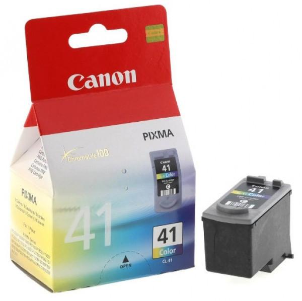 Canon CL41 tintapatron - Ink Cartridge 0K cián, magenta, sárga