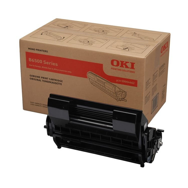 Oki B6500 Toner 22K (Eredeti)