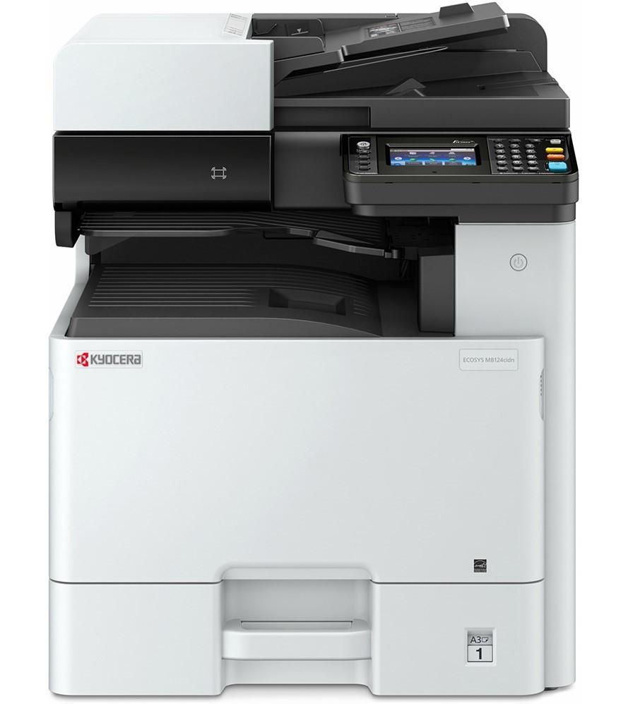 Kyocera ECOSYS M8124CIDN A3, színes, lézer multifunkciós nyomtató hálózatos, duplex