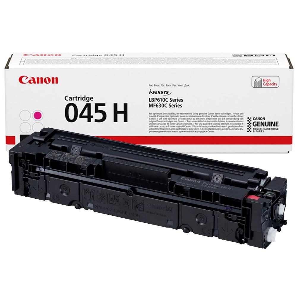 Canon CRG045H Toner - festékkazetta 2,2K magenta (bíbor), eredeti