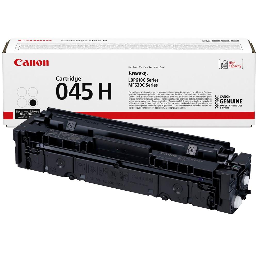 Canon CRG045H Toner - festékkazetta 2,8K fekete (Black), eredeti