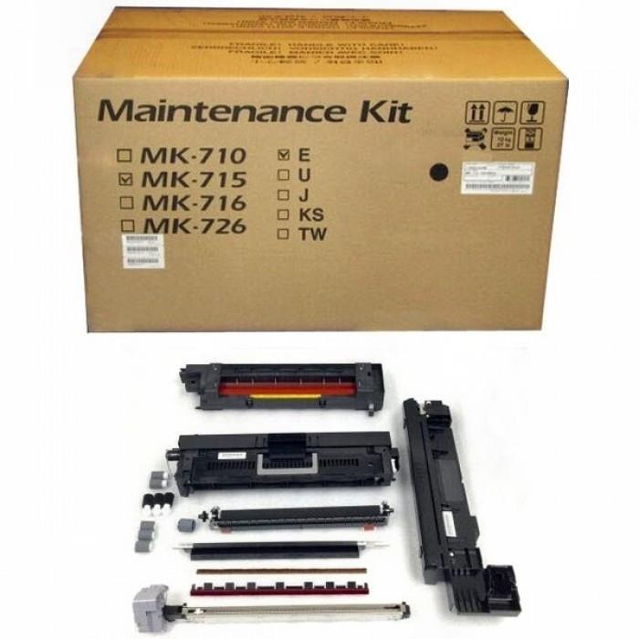 Kyocera MK-715 Javító készlet - Maintenance Kit 400K, eredeti