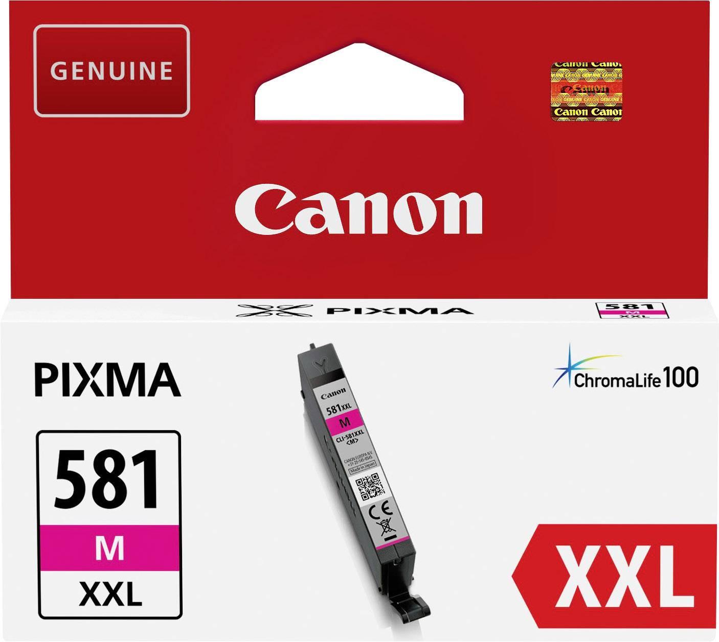 Canon 1996C001 Tintapatron - Ink Cartridge magenta (bíbor), eredeti