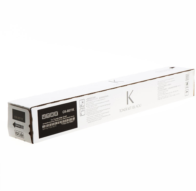 Utax CK8511K toner Black (Eredeti)