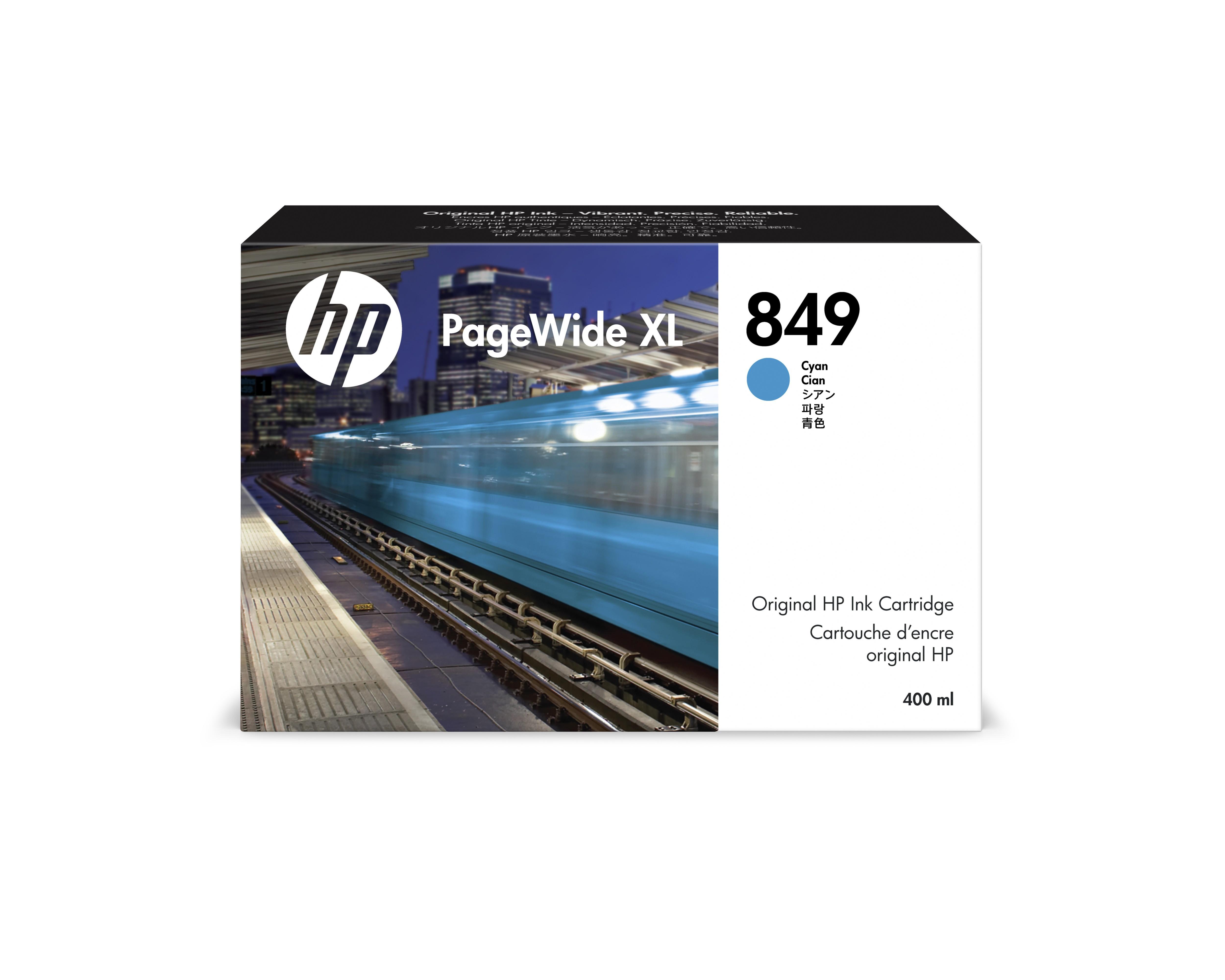 HP 1XB39A Patron Cyan No.849 (Eredeti)