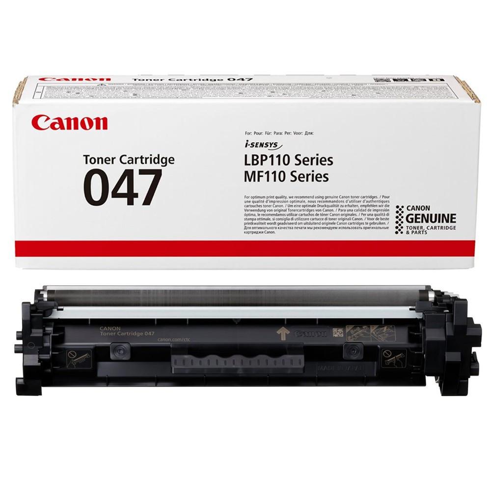 Canon CRG047 Toner - festékkazetta 1,6K fekete (Black), eredeti