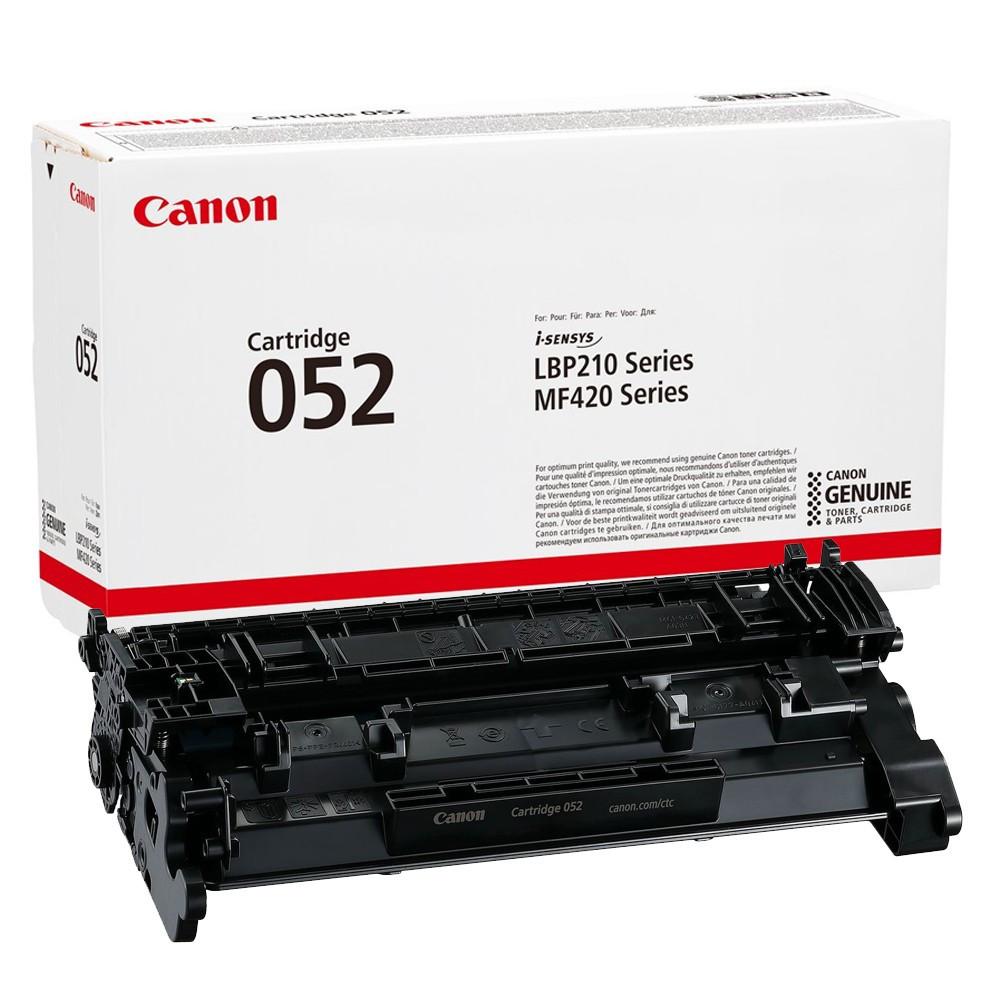 Canon CRG052 Toner - festékkazetta 3,1K fekete (Black), eredeti