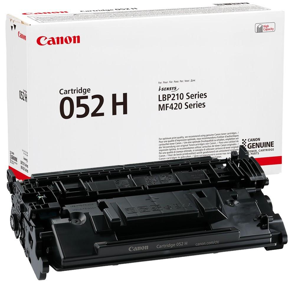 Canon CRG052H Toner - festékkazetta 9,2K fekete (Black), eredeti