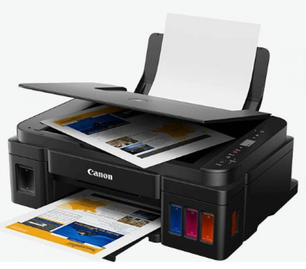 CANON G2411 A4, színes, tintasugaras multifunkciós  nyomtató