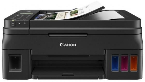 CANON MFP G4411 A4, színes, tintasugaras multifunkciós  nyomtató Wi-Fi-s