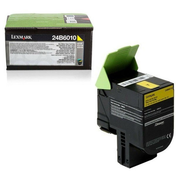Lexmark C2132 Return Toner Yellow 3K BSD (Eredeti) 24B6010