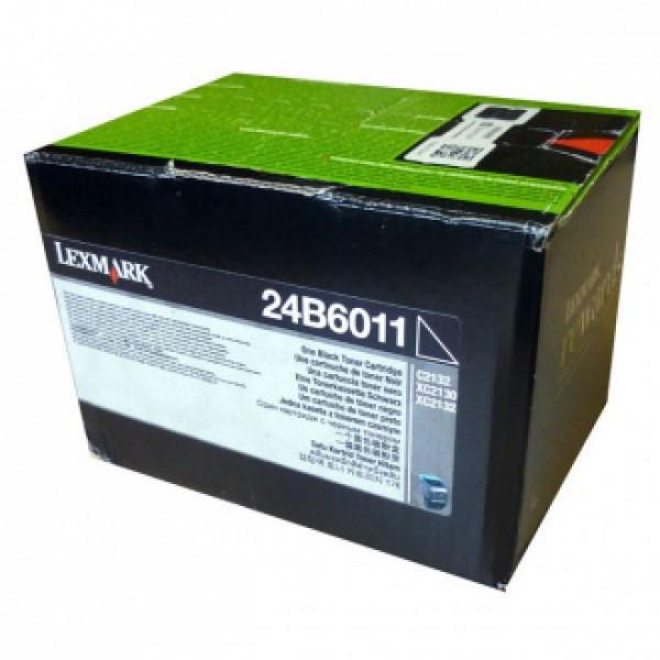 Lexmark C2132 Toner - festékkazetta 6K, fekete (Black), eredeti