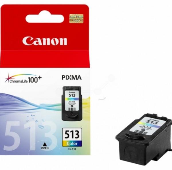 Canon CL513 Tintapatron - Ink Cartridge színes (Colour), eredeti