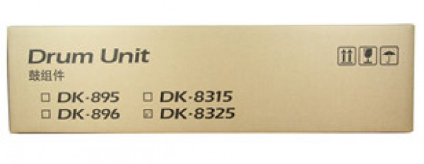 Kyocera DK-8325 Drum - dobegység 200K, eredeti