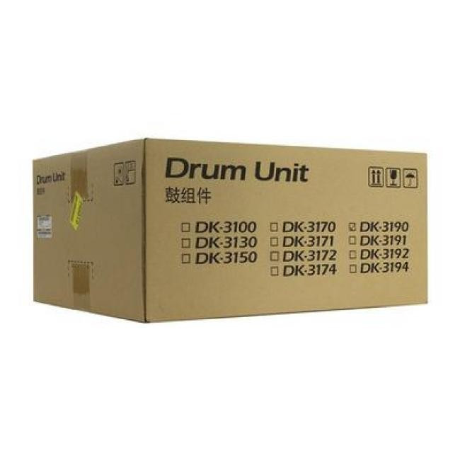 Kyocera DK-3190 Drum - dobegység 500K, eredeti