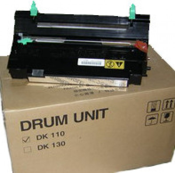Kyocera DK-110 Drum - dobegység 300K, eredeti