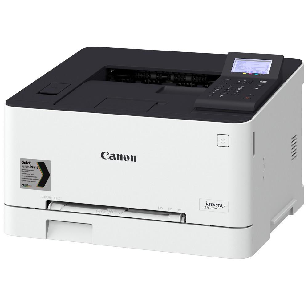 CANON I-SENSYS LBP621CW A4, színes, lézernyomtató hálózatos, Wi-Fi-s, duplex