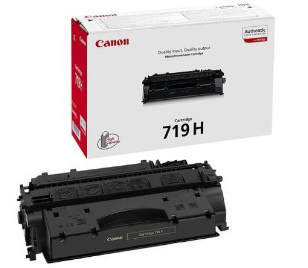 Canon CRG719H/LBP6300 Toner - festékkazetta 6,4K fekete (Black), eredeti