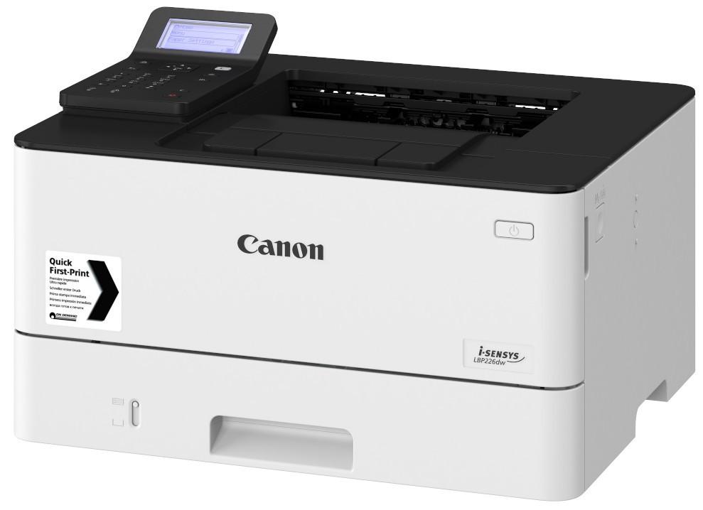 CANON LBP226DW A4, mono, lézernyomtató hálózatos, Wi-Fi-s, duplex