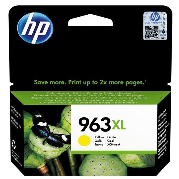 HP 3JA29AE Patron Yellow No.963XL (Eredeti)