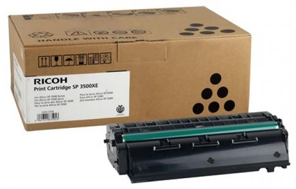 Ricoh SP 3500N/3510DN/SP3500XE/TONSP 3500XE Toner - festékkazetta 6,401K fekete (Black), eredeti