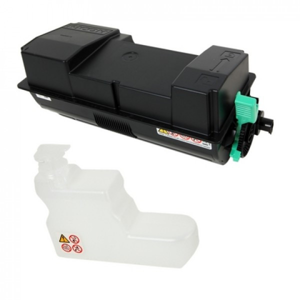 Ricoh SP 5300DN/5310DN/PRNTCARTMP601BL Toner - festékkazetta 25K fekete (Black), eredeti