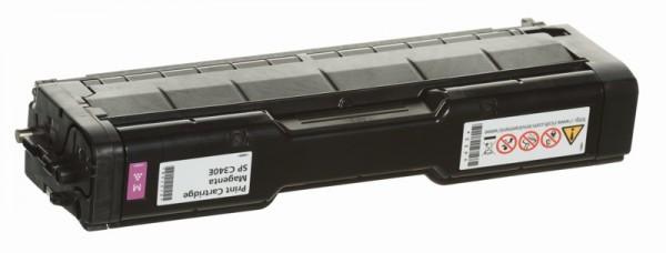 Ricoh SP C340DN/PCMAGENTASPC340E Toner - festékkazetta 5K magenta (bíbor), eredeti