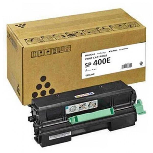Ricoh SP 400DN/SP400E/TONSP 400E Toner - festékkazetta 5K fekete (Black), eredeti