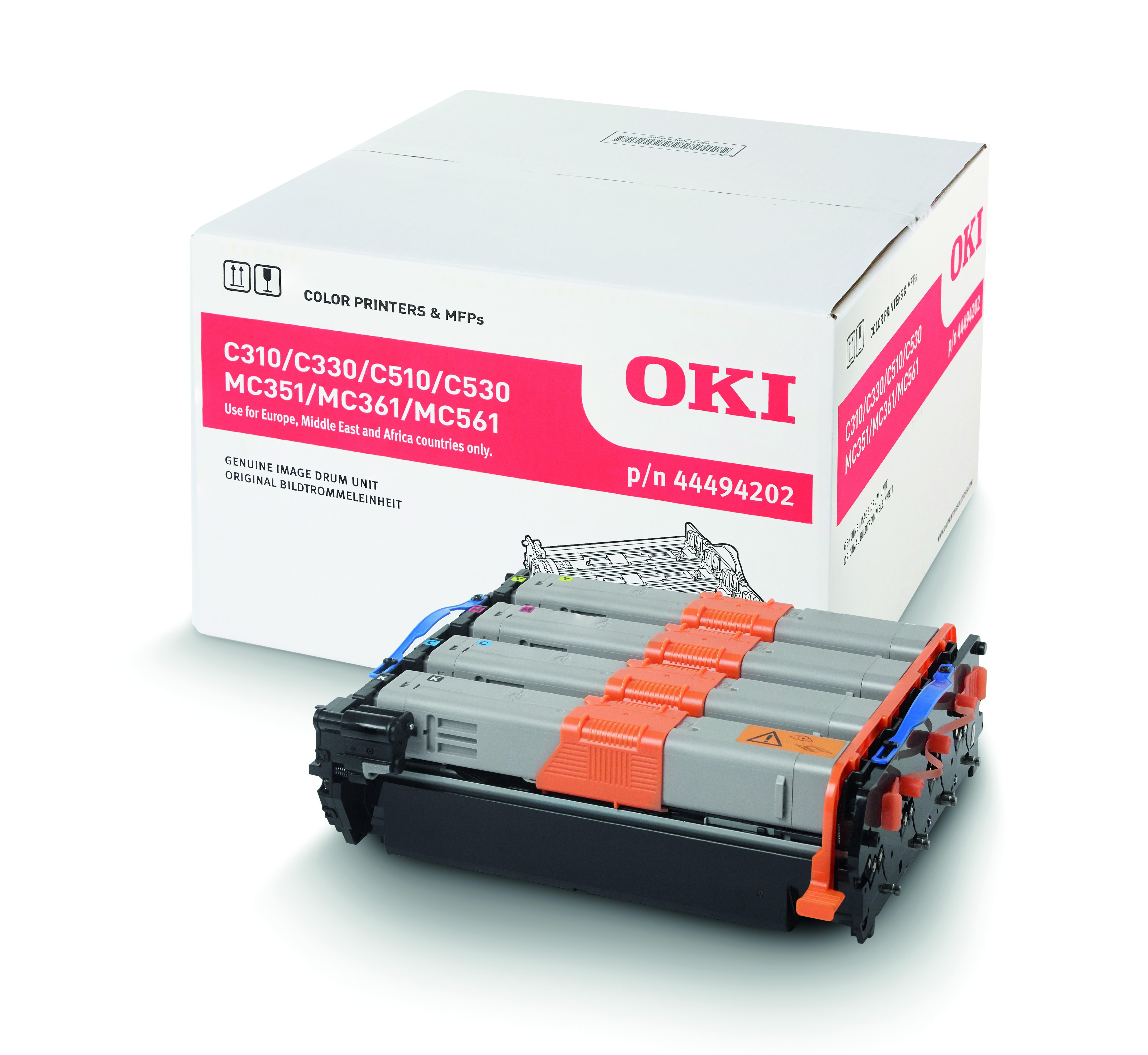 Oki C310/C330/C510/C530/MC351 Dobegység 20K (Eredeti)