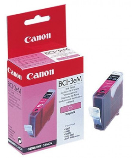 Canon BCI3E Tintapatron - Ink Cartridge 14ml cián (kék), eredeti