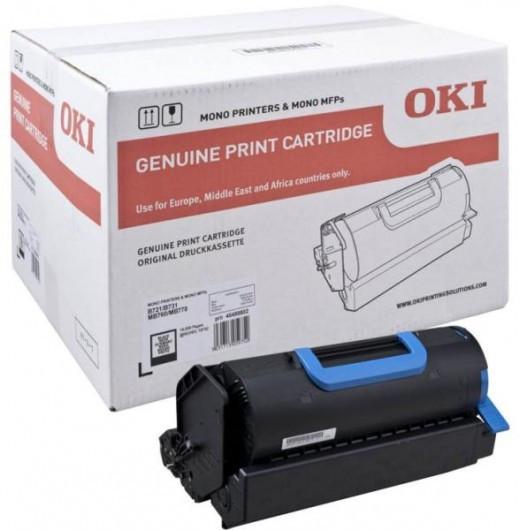 Oki B721/MB760 Toner 18K (Eredeti)
