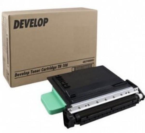Develop D13F,131F Toner TN108 (Eredeti)