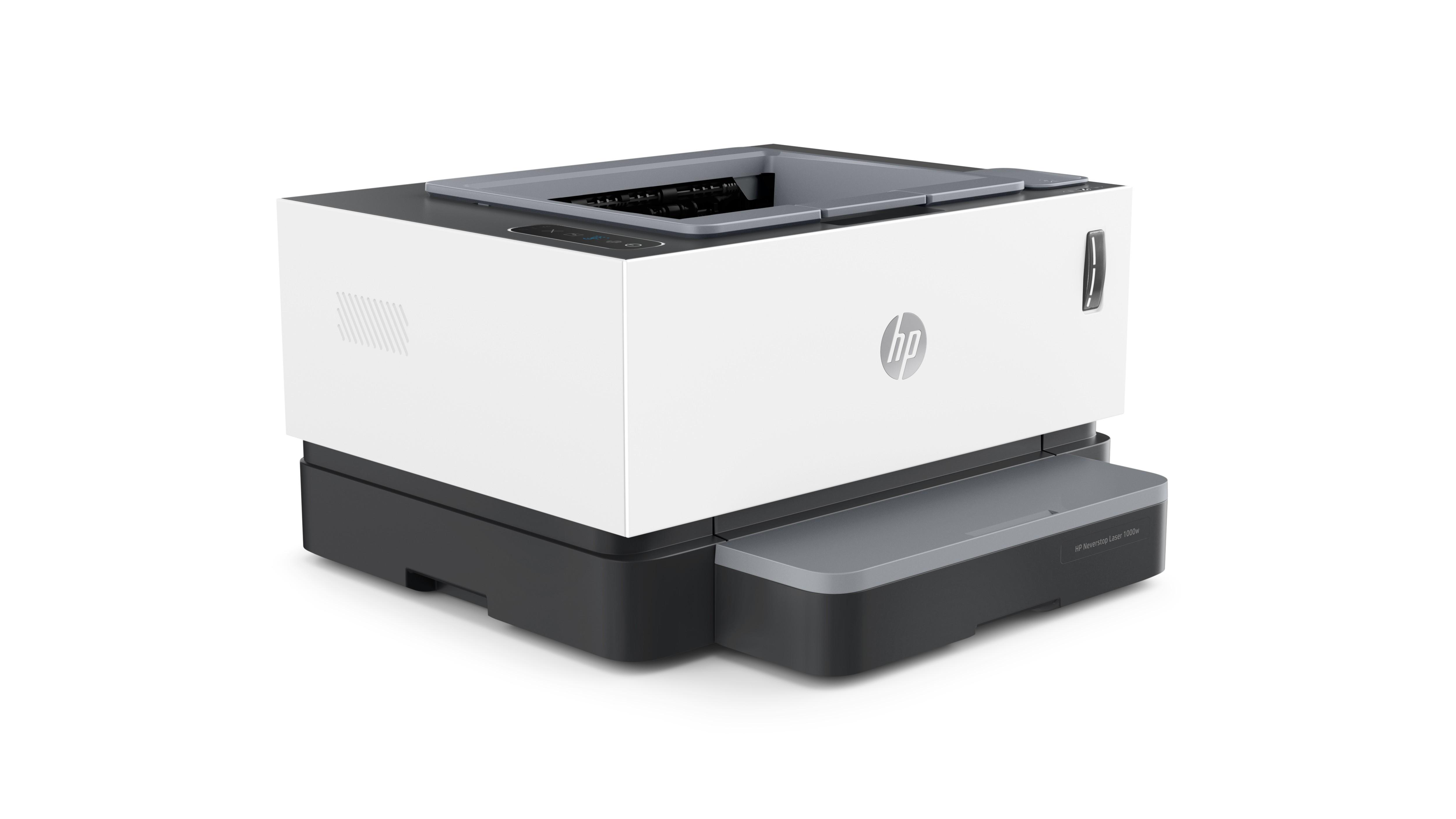 HP NEVERSTOP LASER 1000W A4, mono, lézernyomtató Wi-Fi-s