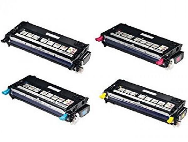 Dell 3110cn toner Bk.  8K, 593-10170 (Eredeti)