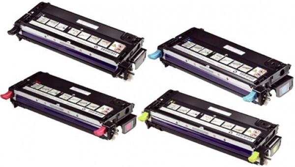 Dell 3130cn toner Bk.  4K, 593-10293 (Eredeti)