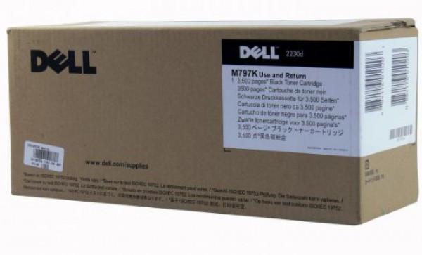 Dell 2230d toner  3,5K, 593-10501 (Eredeti)