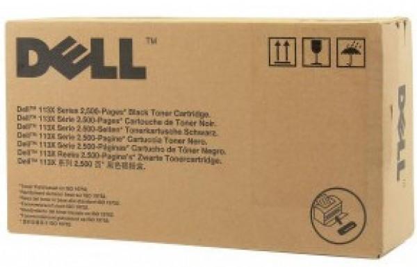 Dell 1130,1130,1133,1135 toner2,5K, 593-10961 (Eredeti)