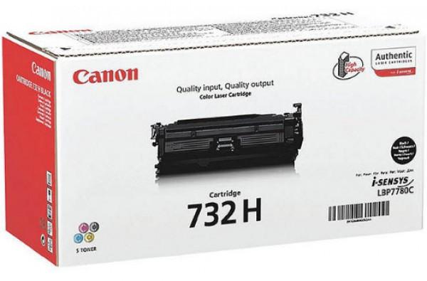 Canon CRG732 High Toner - festékkazetta 12K fekete (Black), eredeti