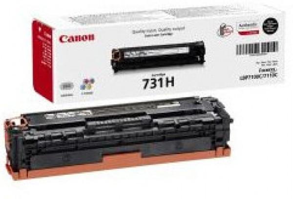 Canon CRG731 High Toner - festékkazetta 2,4K fekete (Black), eredeti