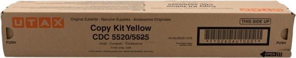 Utax CDC5520 Toner Yellow (Eredeti)