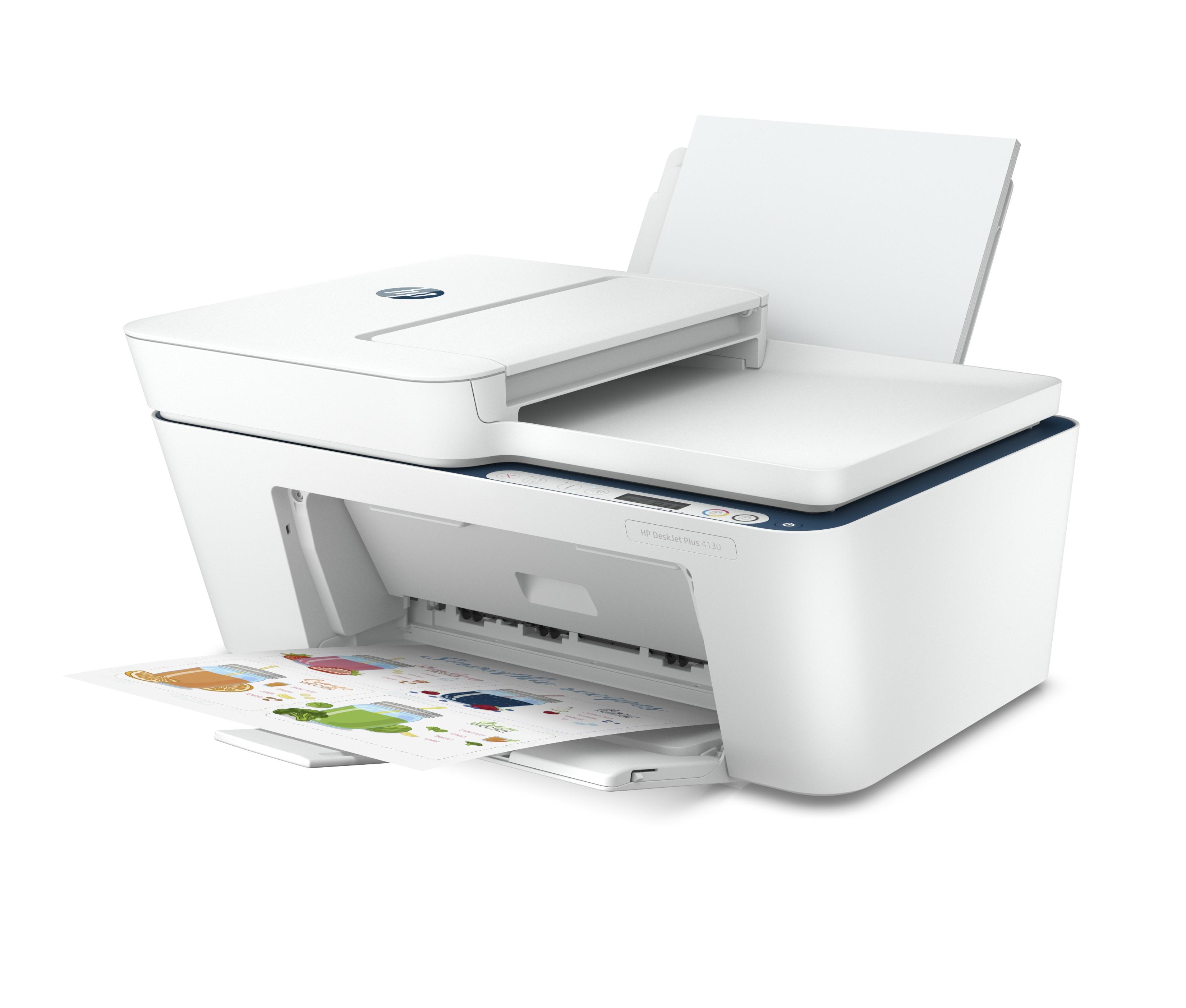 HP DeskJet Plus 4130 AiO nyomtató