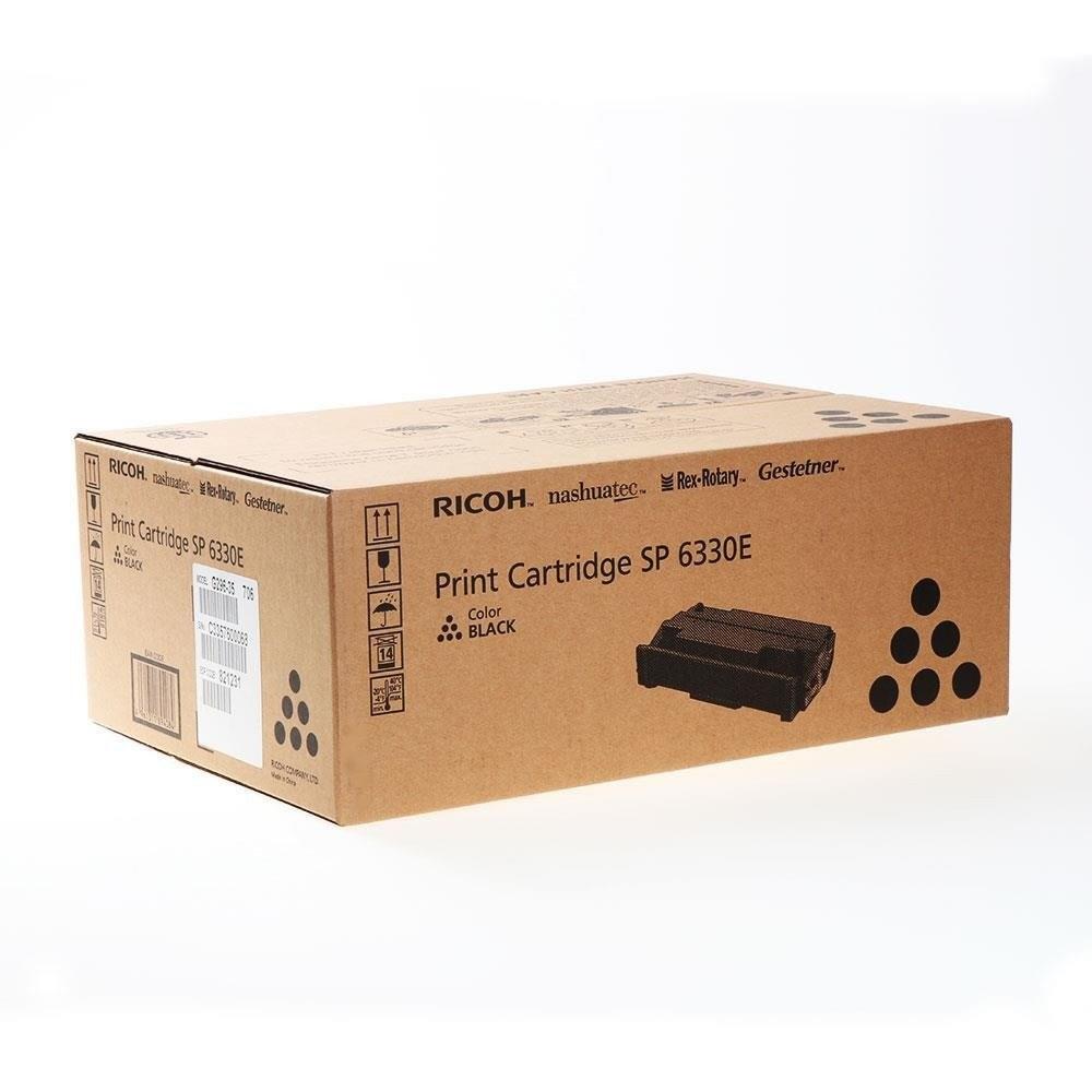 Ricoh SP 6330N/6330E/SP6330ETON Toner - festékkazetta 20K fekete (Black), eredeti