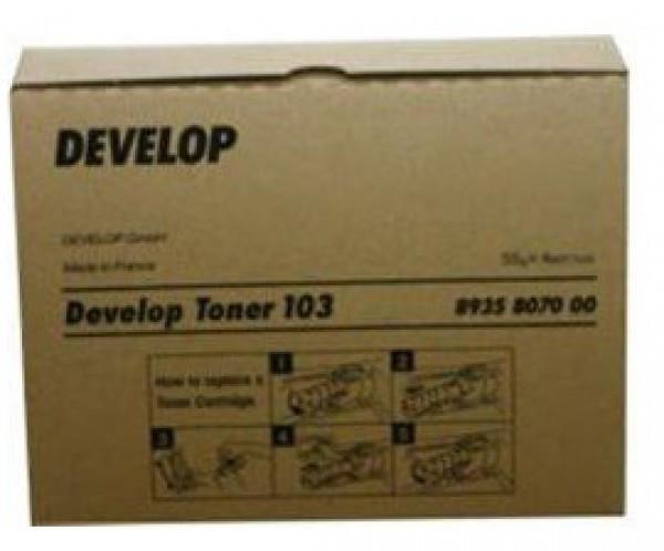 Develop D1300,D1320 Toner (Eredeti)
