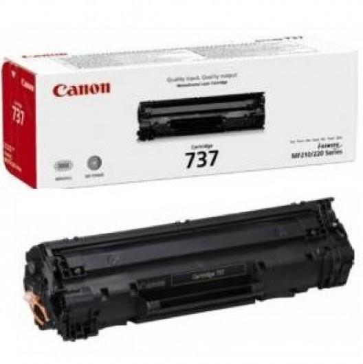 Canon CRG737/MF216 Toner - festékkazetta 2,4K fekete (Black), eredeti