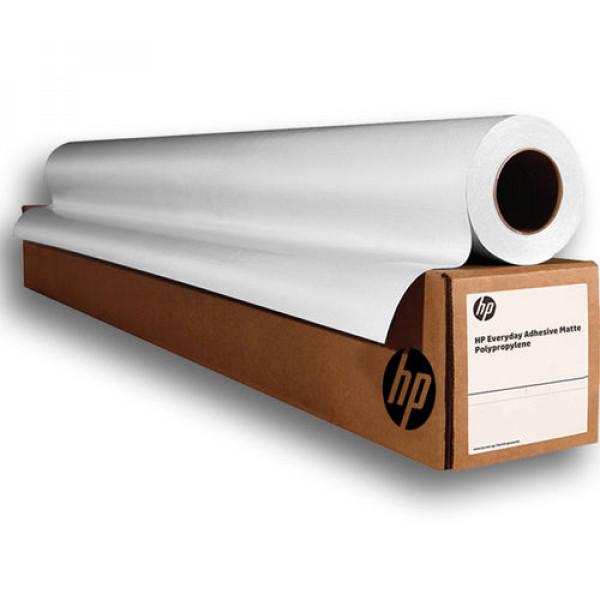 2 csomag HP normál öntapadó matt polipropilén fólia - 914 mm x 22,9 m (Eredeti)