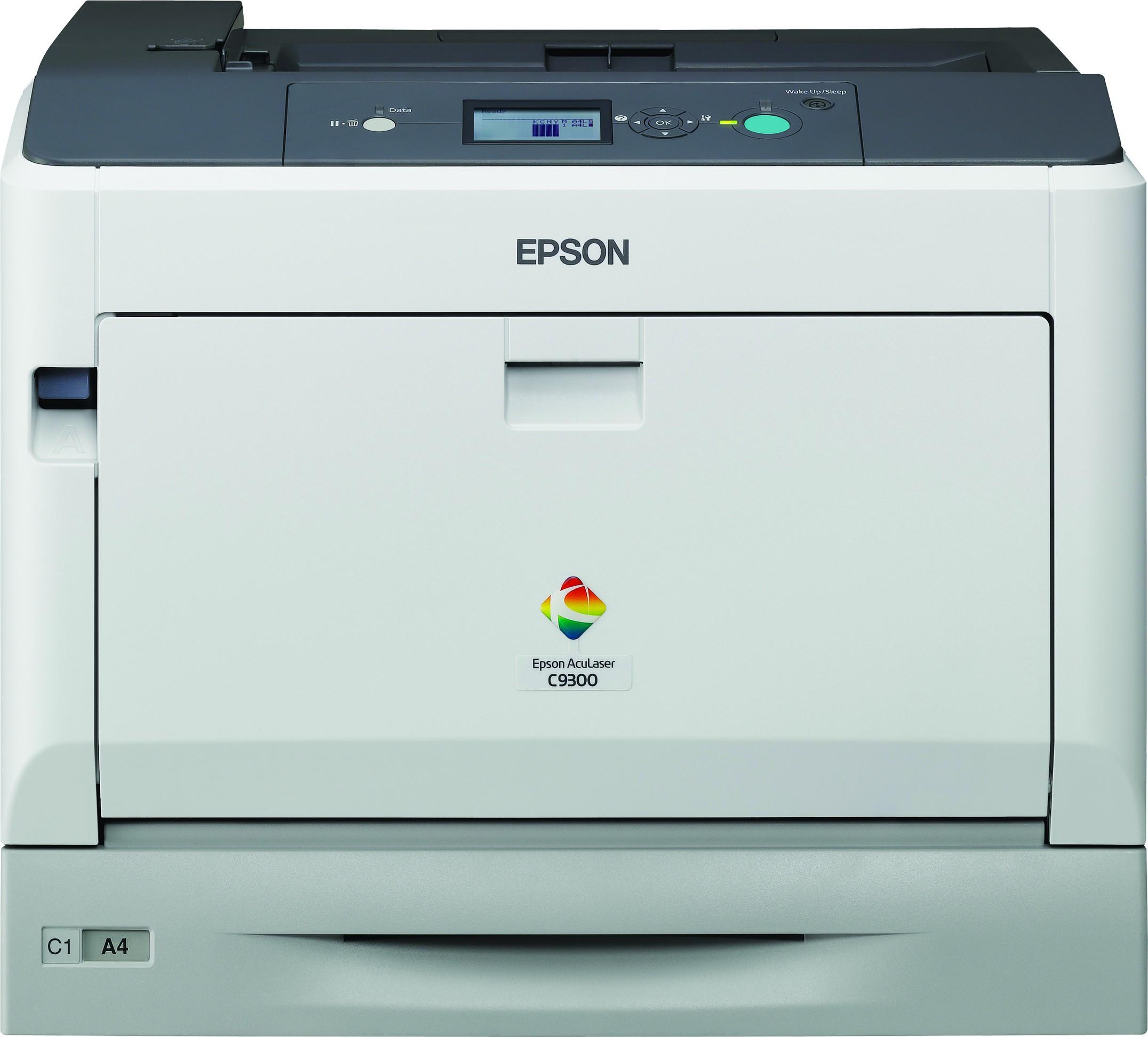 Epson AcuLaser C9300N A3 Színes nyomtató