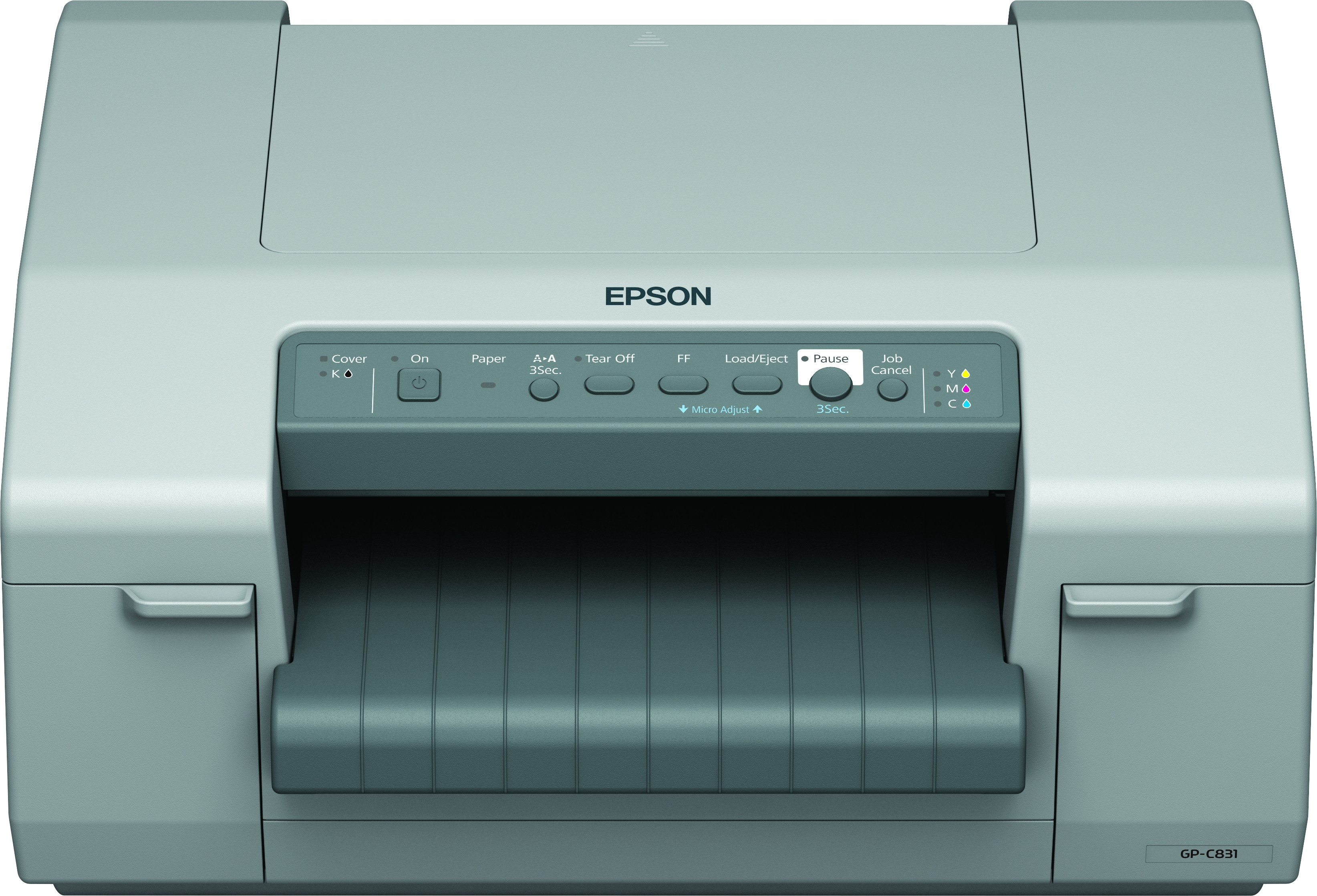 Epson ColorWorks C831 színes, tintasugaras nyomtató hálózatos